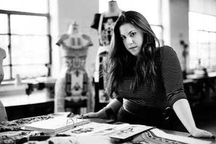Коллаборация Mary Katrantzou и Adidas