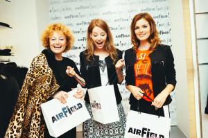 Презентация бренда AIRFIELD  в Санкт-Петербурге