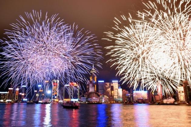 TOP 5: где встретить Новый год?