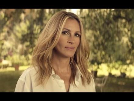 Джулия Робертс в новом видео Calzedonia