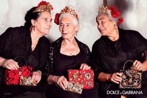 Рекламная кампания Dolce & Gabbana, весна-лето 2015