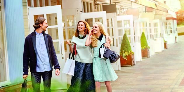 Сказочный шопинг