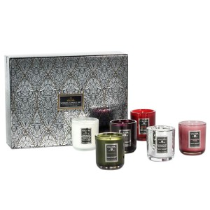 Gift box Vermeil Voluspa www.candlesbox.com