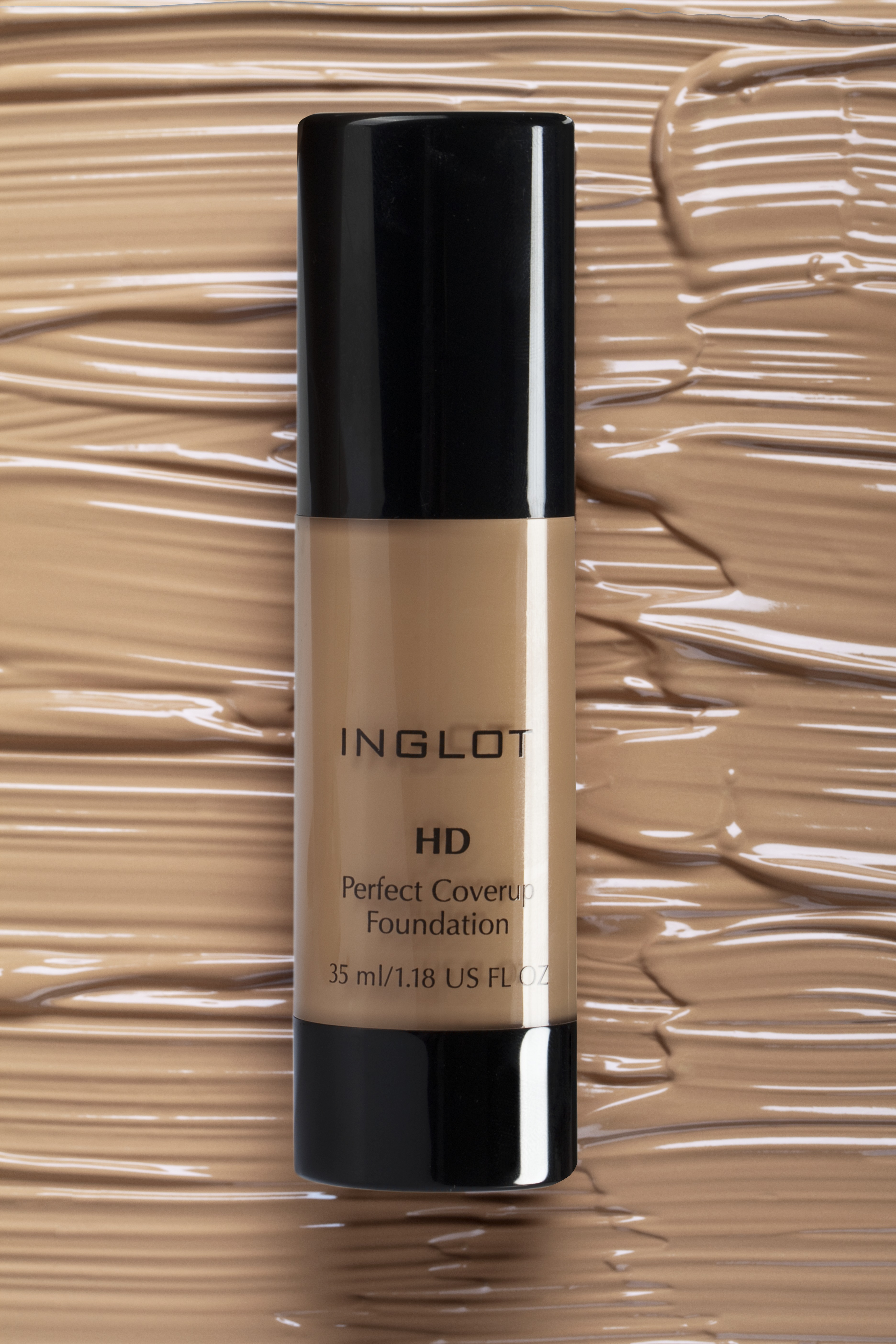 hd perfect coverup foundation Inglot