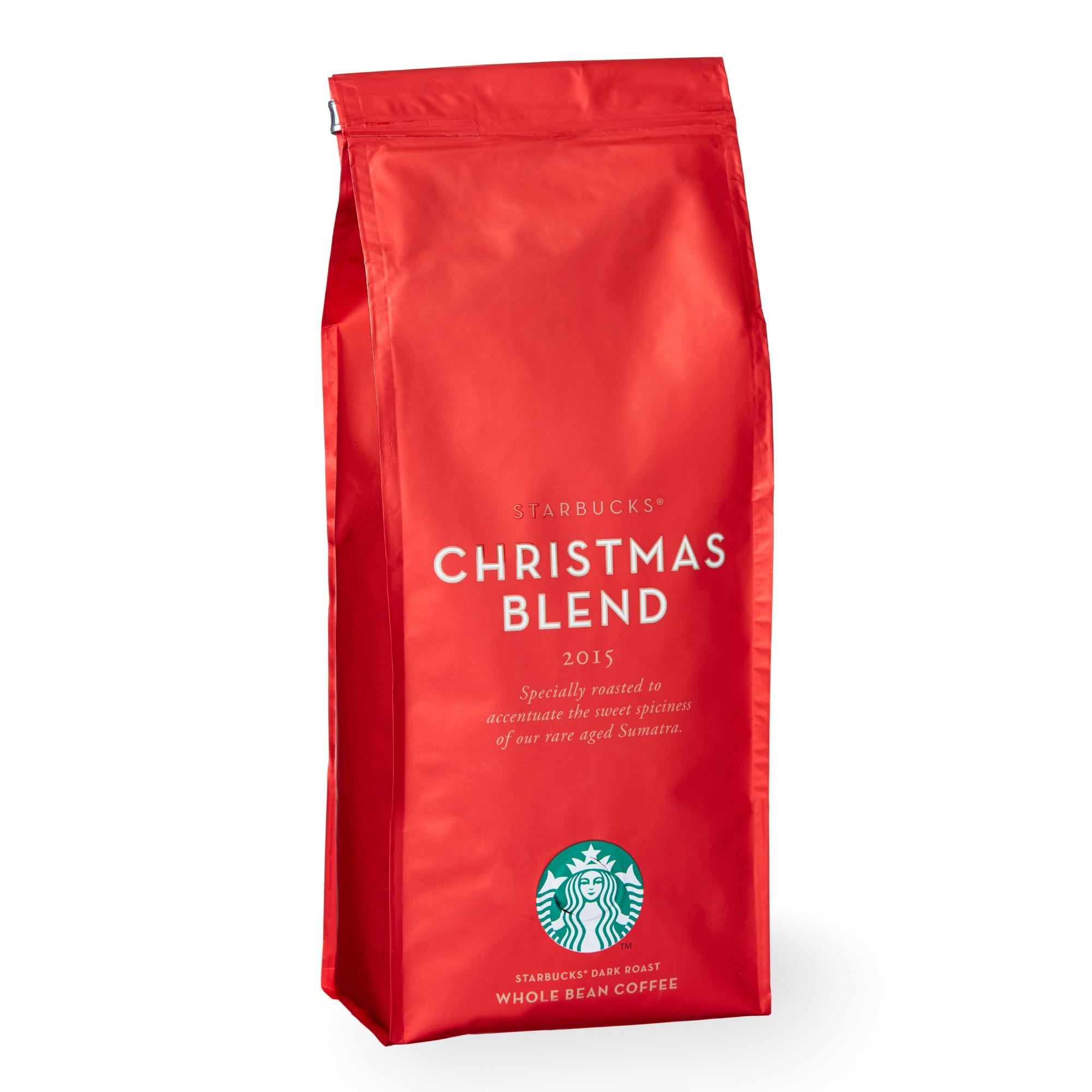 Starbucks Christmas Blend 2015