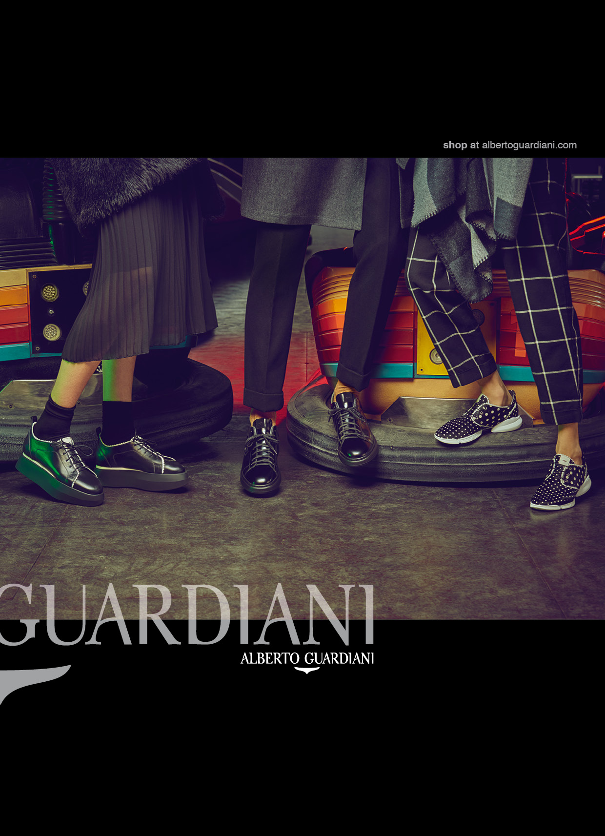 Guardiani Man_Woman